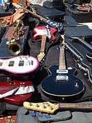 Debi Ling - Guitars