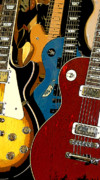 Lucky Larue Art - Guitars by Lucky LaRue