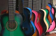 Guitar Photo Originals - Guitars by Patti Jacobsen