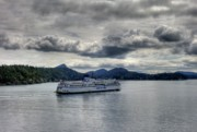 Saltspring Photo Originals - Gulf Islands 3 by Lawrence Christopher