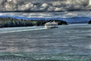 Saltspring Photo Originals - Gulf Islands 5 by Lawrence Christopher