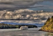 Vancouver Photo Originals - Gulf Islands 6 by Lawrence Christopher