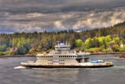 Saltspring Photo Originals - Gulf Islands 7 by Lawrence Christopher