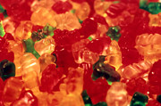 Gummy Candy Prints - Gummies Print by Susan Stevenson
