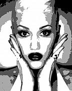 Gwen Stefani Originals - Gwen Stefani by Dan Carman