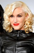 M.l. Posters - Gwen Stefani In Attendance For L.a.m.b Poster by Everett