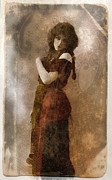 Gypsy Prints - Gypsy Fortune Teller Print by Marcie Adams Eastmans Studio Photography
