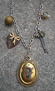Hearts Jewelry - Gypsy girl by Michelle Davidson