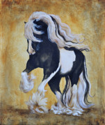 Gail Finger - Gypsy Horse World Show...