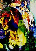 Gypsy Digital Art - Gypsy In My Soul by Shadowlea Is