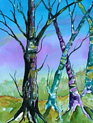 Wooded Originals - Gypsy Sky by Brenda Owen