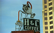 Americana - H C Coffee by Frank Romeo