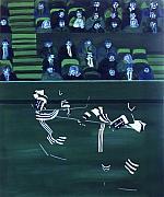 H W Print by Ken  Yackel