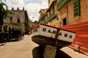 Havana Framed Prints - Habana Framed Print by Andriy Zolotoiy