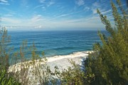 Haena State Park Overview Print by Michael Peychich