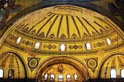 Hagia Sophia Architecture Print by Artur Bogacki