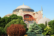 World Wonder Prints - Hagia Sophia Print by Artur Bogacki