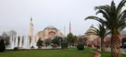 Hagia Sophia Print by Niyazi Ugur Genca