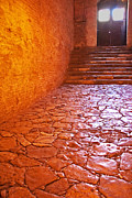 Stone Floor Photos - Hagia Sophia Stone Floor by Bob and Nancy Kendrick
