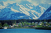 Juergen Framed Prints - Haines - Alaska Framed Print by Juergen Weiss