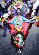 Johnny Sandaire - Haiti - Carnaval Indian outfit