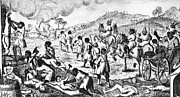 Haitian Photos - Haiti: Massacre, 1791 by Granger