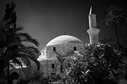 Kypros Framed Prints - Hala Sultan Tekke Mosque Larnaca Republic Of Cyprus Framed Print by Joe Fox