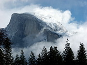Jeff Lowe - Half Dome in Winter...