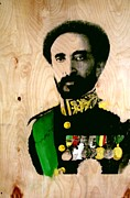 Heir Prints - Halie Selassie 2 Print by Robert Cunningham