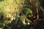 Carlsbad Caverns National Park Posters - Hall Of Giants Formation Poster by Rich Reid