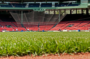 Fenway Park Prints - Hallowed Ground Print by Paul Mangold