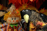 Autumn Photographs Prints - Halloween 92 Print by Joyce StJames
