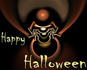 Images For Cards - Holidays - Halloween Card 2011 by David Lane