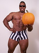 Bicep Photos - Halloween Muscle by Jake Hartz