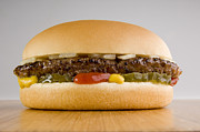 Fast Food Originals - Hamburger by Rob Outwater
