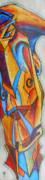 Hammer Head Print by Bobby Jones