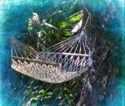 Hammock Prints - Hammock Dreams Print by Susanne Van Hulst