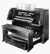 1960s Art - HAMMOND ORGAN 1960s by Granger