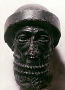 Hammurabi (d. 1750 B.c.) Print by Granger