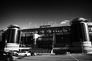 National Football League Prints - Hampden Park Scottish national stadium Glasgow Scotland UK Print by Joe Fox