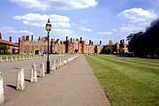 Hampton Court Prints - Hampton Court Palace Print by House Of Joseph Photography