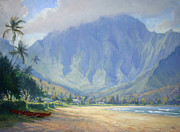 Jenifer Prince - Hanalei Bay Morning