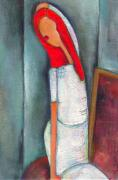 Modigliani Originals - Hand Over My Head by Ricky Sencion