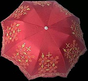 Umbrella Tapestries - Textiles - Hand Work Umbrella by Manisha Jain