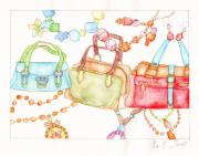 Eva Brejlova - Handbags and beads