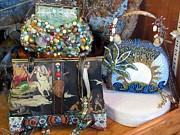 Handcrafted Art - Handbags by Chris Anderson