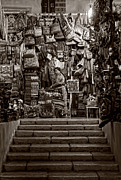 Francesco Nadalini - Handcrafts Market bw