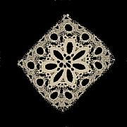 Doily Digital Art - Handmade Doily by Thomas Smith