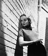 1930s Candid Photos - Hands Across The Table, Carole Lombard by Everett