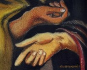 Kostas Koutsoukanidis - Hands after El Greco